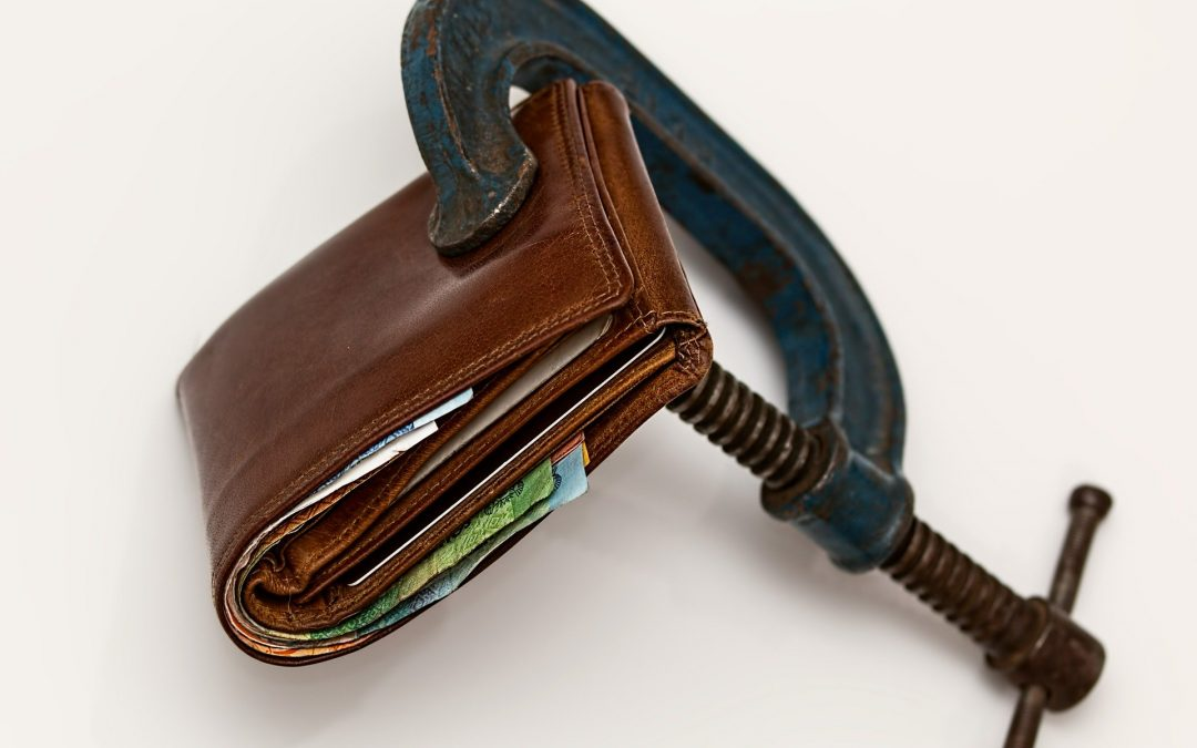 Keep a tight grip on your finances